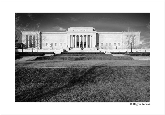 The Nelson-Atkins Museum of Art - Old Building